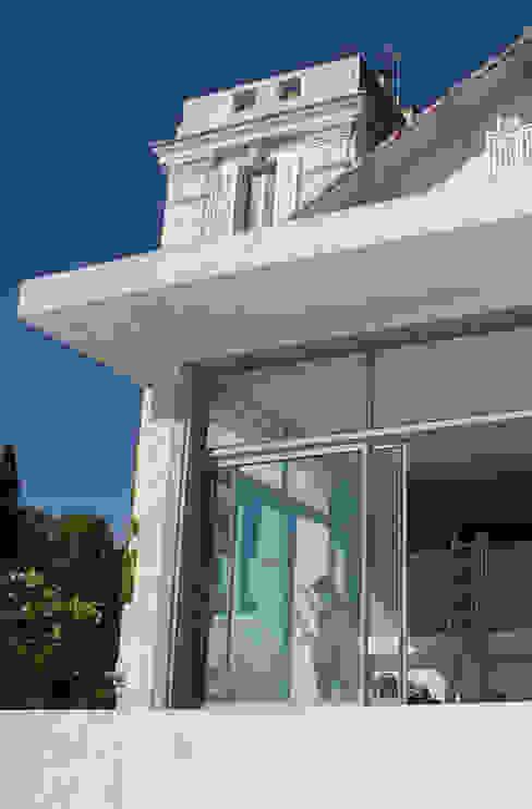 Villa Bre&Cas Maisons modernes par Y architecture Moderne