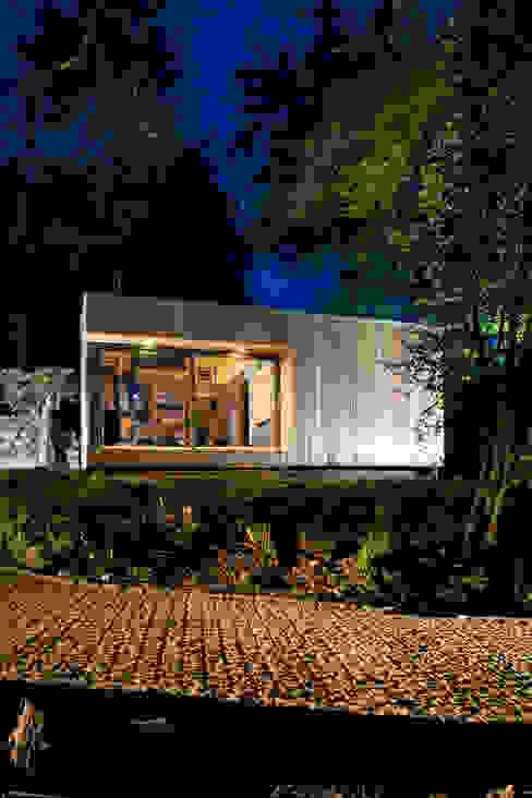 Casas de estilo  por ecospace españa