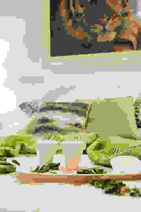 حديث  تنفيذ Loredana Vingelli Home Decor, حداثي أنسجة طبيعية Beige