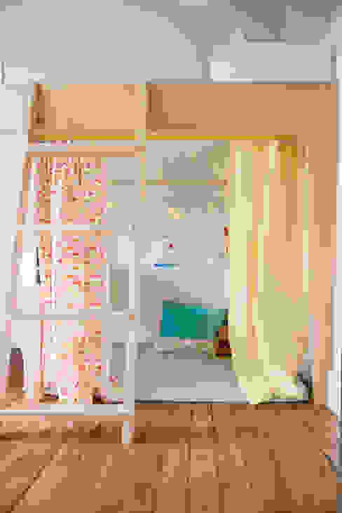 Детская комнатa в стиле минимализм от homify Минимализм