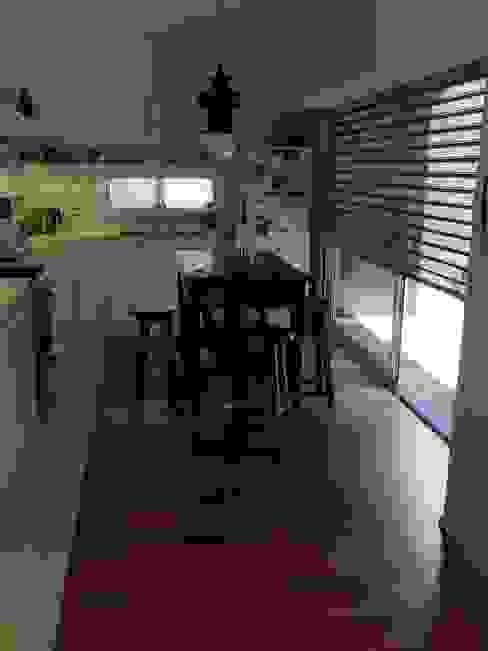 Refacción PH Urbano Chacarita: Cocinas de estilo  por DX ARQ - DisegnoX Arquitectos,Moderno