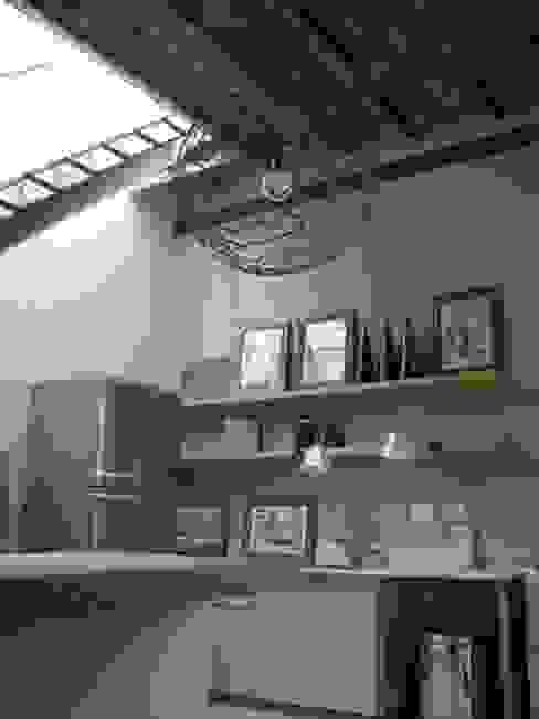 Reforma Hostel Palermo: Cocinas de estilo  por DX ARQ - DisegnoX Arquitectos,Moderno