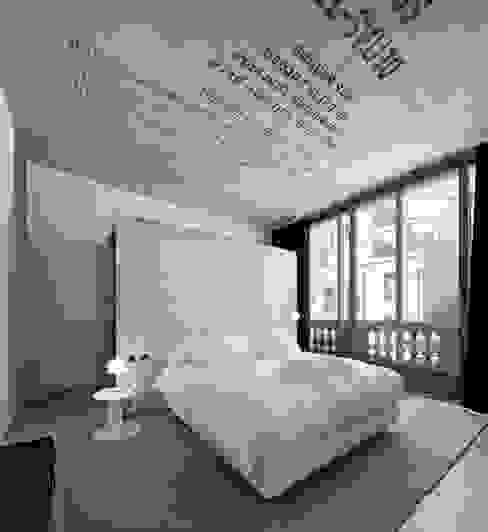 Casa do Conto Arts & Residence por JRBOTAS Design & Home Concept Minimalista