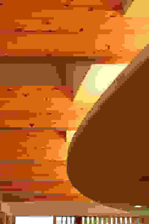 nano Architects Вітальня Дерево Дерев'яні
