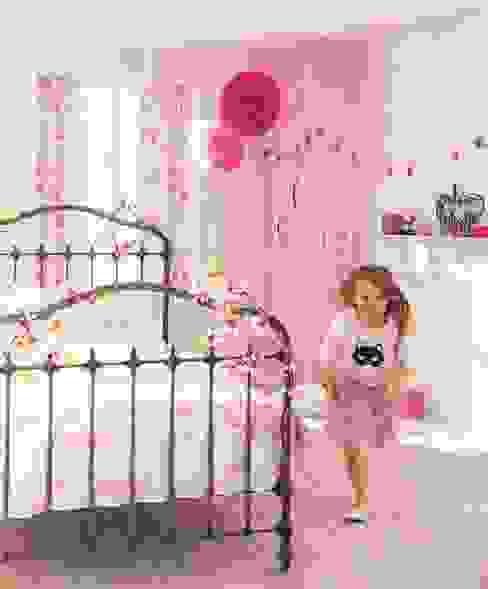 1/4 de Sonho Dormitorios infantiles Accesorios y decoración Papel Rosa