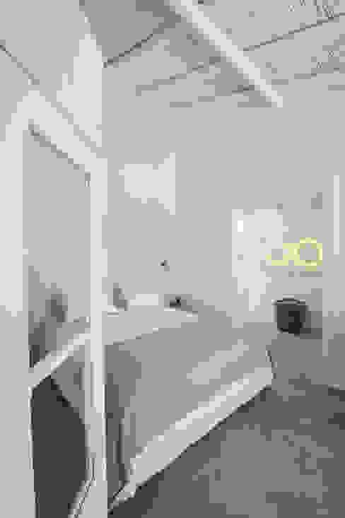 Mediterrane Schlafzimmer von atelier Rua - Arquitectos Mediterran