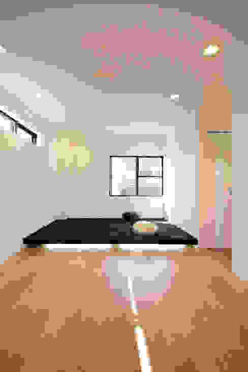 3Dan Box オリジナルスタイルの 寝室 の 株式会社CAPD オリジナル