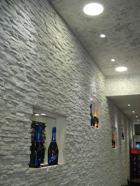eclectic  by Rinnovare con la pietra, Eclectic Stone