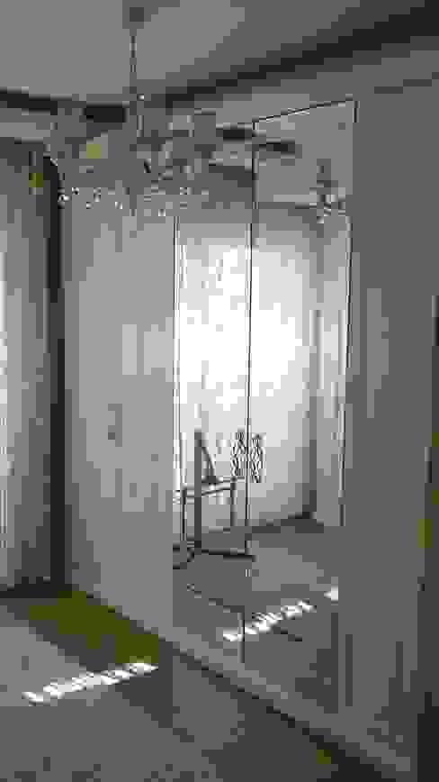 OLGA EVİ- CANYON DELUXE- ANTALYA Eklektik Giyinme Odası TELOS İÇ MİMARLIK VE TASARIM Eklektik