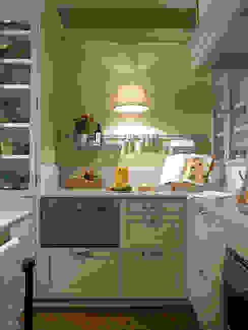 Cuisine classique par DEULONDER arquitectura domestica Classique