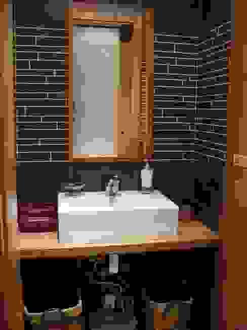 Pardo Gaetano Architetto Asian style bathroom