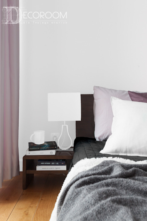 Спальня в стиле модерн от Decoroom Модерн
