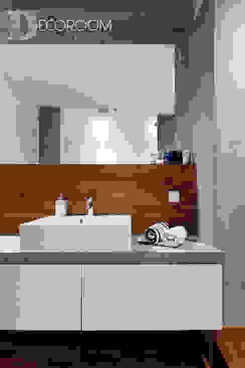 Ванная комната в стиле модерн от Decoroom Модерн
