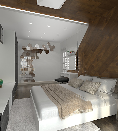 Modern style bedroom by Design Modern