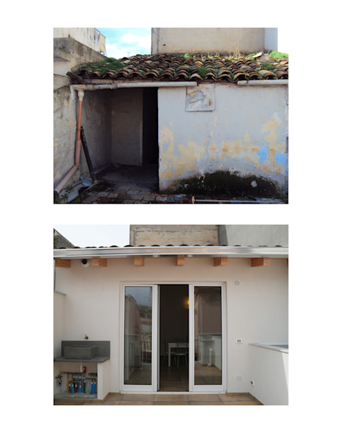 Before-After by giulia pellegrino studio di progettazione