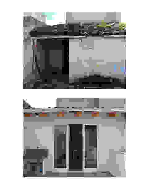 Before-After 根據 giulia pellegrino studio di progettazione