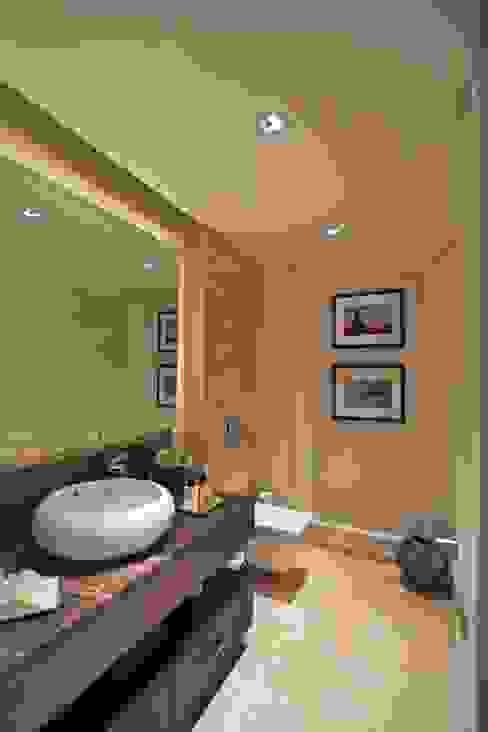 K.T.K Evi İstinye Modern Banyo Kerim Çarmıklı İç Mimarlık Modern