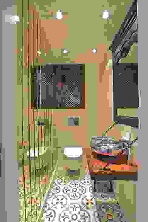 Kerim Çarmıklı İç Mimarlık Modern style bathrooms