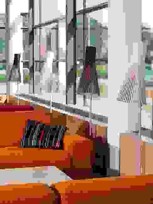 الاسكندنافية  تنفيذ Designort, إسكندينافي خشب Wood effect