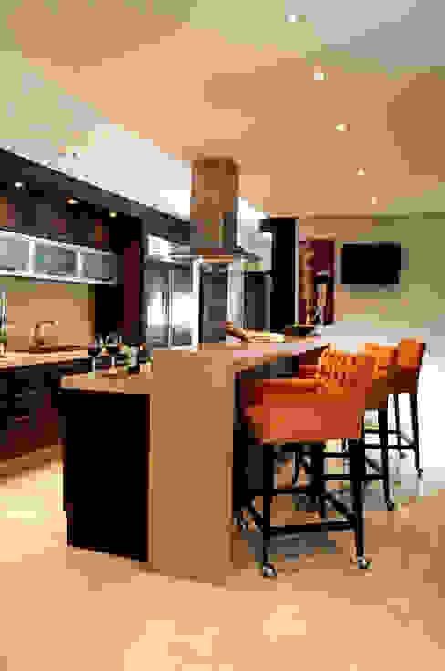 مطبخ تنفيذ arketipo-taller de arquitectura, حداثي