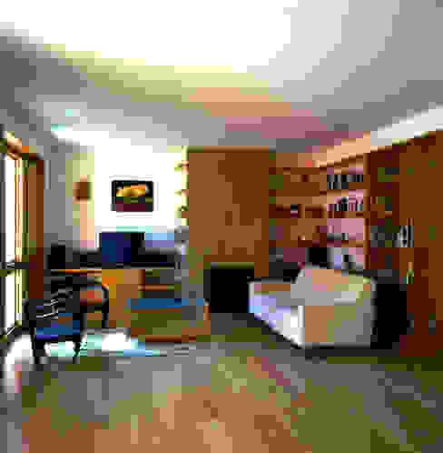 Projekty,  Salon zaprojektowane przez Borges de Macedo, Arquitectura., Nowoczesny