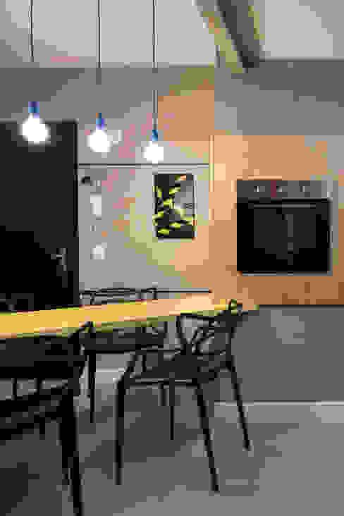 GC HOUSE Salas de jantar modernas por Arquitetando ideias Moderno