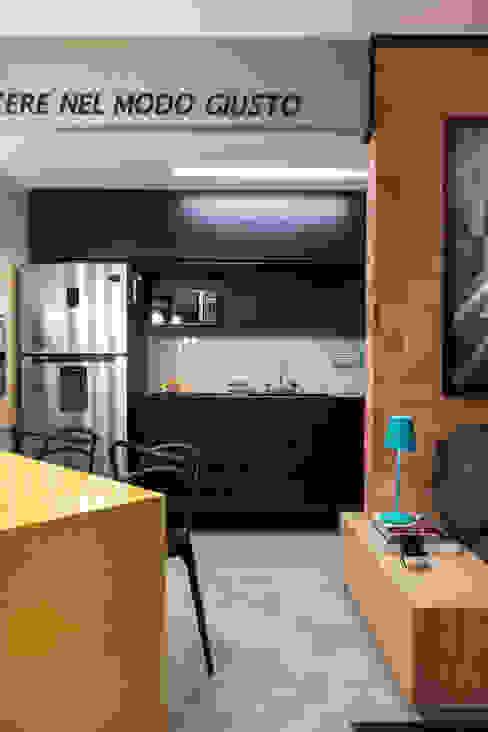 GC HOUSE Cozinhas modernas por Arquitetando ideias Moderno