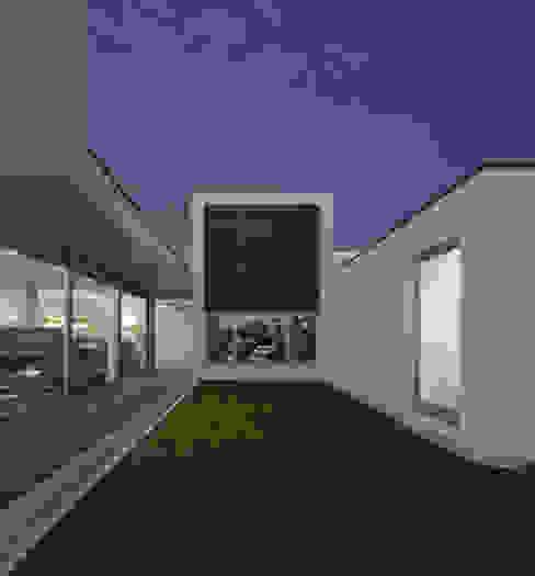 Aradas House Modern houses by RVDM, Arquitectos Lda Modern