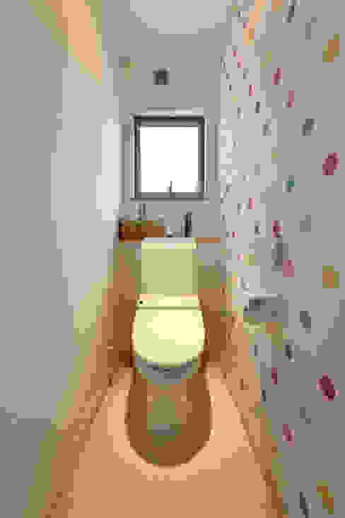 北欧スタイルの お風呂・バスルーム の homify 北欧