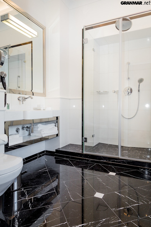 GRANMAR Borowa Góra - granit, marmur, konglomerat kwarcowy Hoteles de estilo clásico Mármol