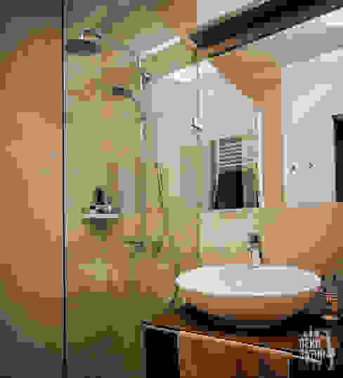 Bathroom by dekoratorka.pl,