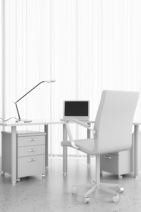 Study/office by SANTOLARIA LLUSCA