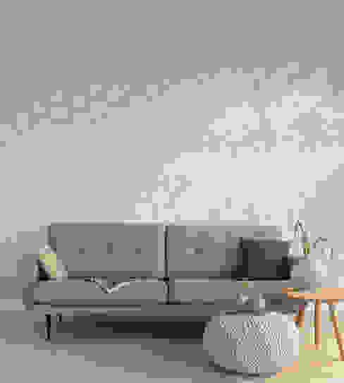 Hem doğal, hem ışıltılı! HannaHome Dekorasyon Duvar & ZeminDuvar Kağıtları