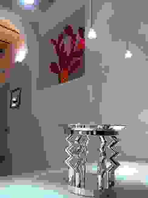 Living room by interiorbe SRL, Modern