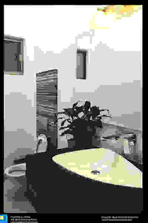 Bagno moderno di Excelencia en Diseño Moderno Granito