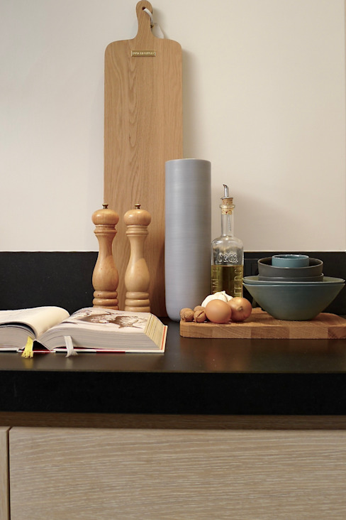 Keuken, The Netherlands Moderne keukens van Baden Baden Interior Modern