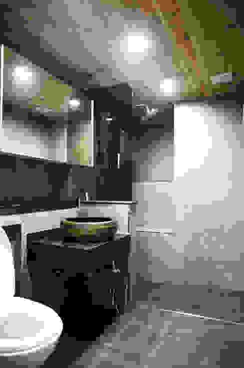 일원동 목련타운 38PY: dezainsoul의  욕실,북유럽
