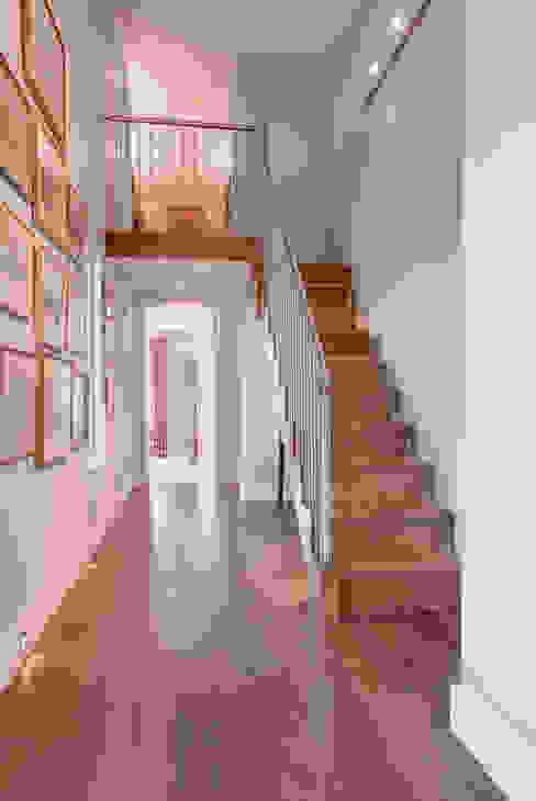Trewin Design Architects:  tarz Koridor ve Hol,
