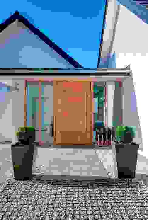 Healthy Gate, Bude, Cornwall Minimalist houses by Trewin Design Architects Minimalist