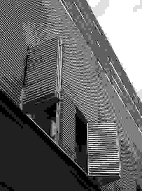 Casas de estilo moderno de homify Moderno Aluminio/Cinc