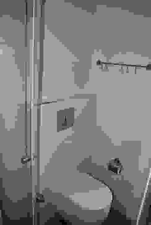 WC alanı renovasyon sonrası görünüm Pil Tasarım Mimarlik + Peyzaj Mimarligi + Ic Mimarlik