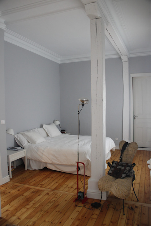 Dormitorio Principal Dormitorios de estilo clásico de ABD Clásico