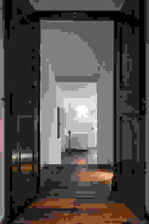 Klassieke gangen, hallen & trappenhuizen van Melissa Giacchi Architetto d'Interni Klassiek