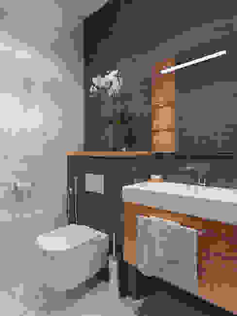 Salle de bains de style  par Alyona Musina, Scandinave