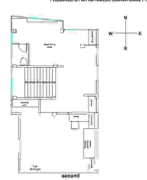 Floor Plan by Creazione Interiors