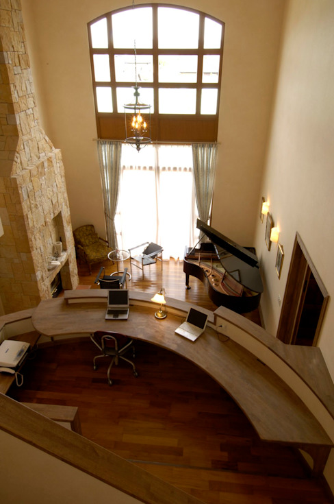 KA house   SANKAIDO SANKAIDO   株式会社 参會堂 地中海デザインの 書斎
