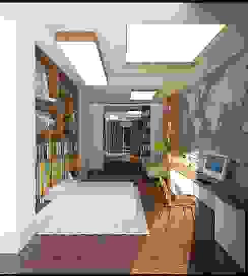 Chambre d'enfant minimaliste par ARCHDUET&DA Minimaliste