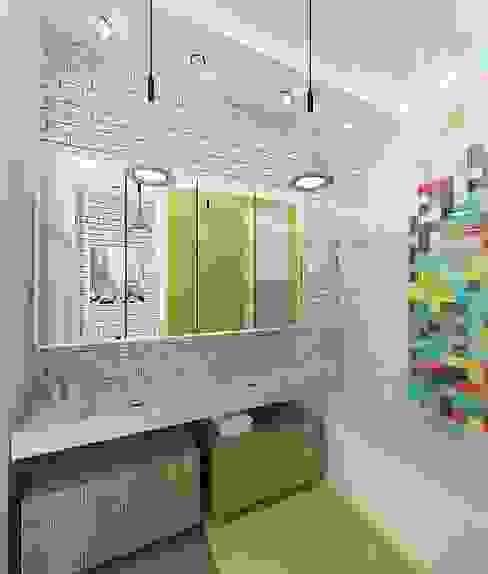Baños de estilo minimalista de ARCHDUET&DA Minimalista