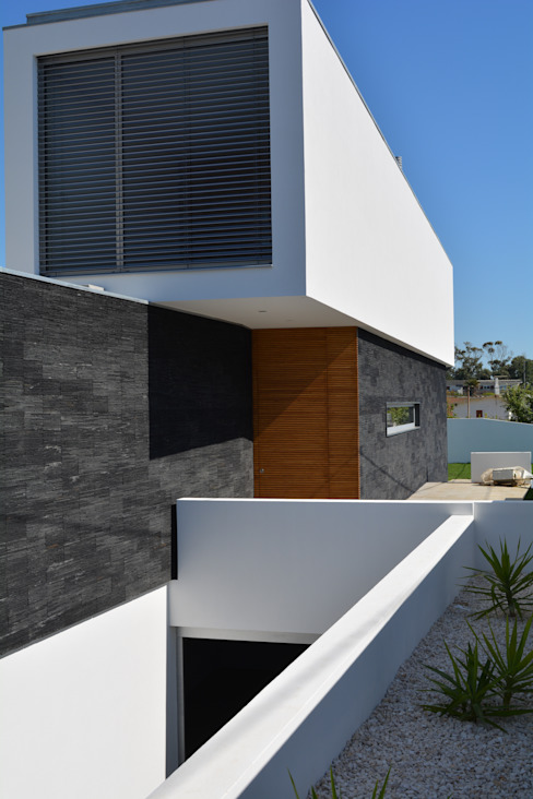 Modern houses by PeC Arquitectos Modern