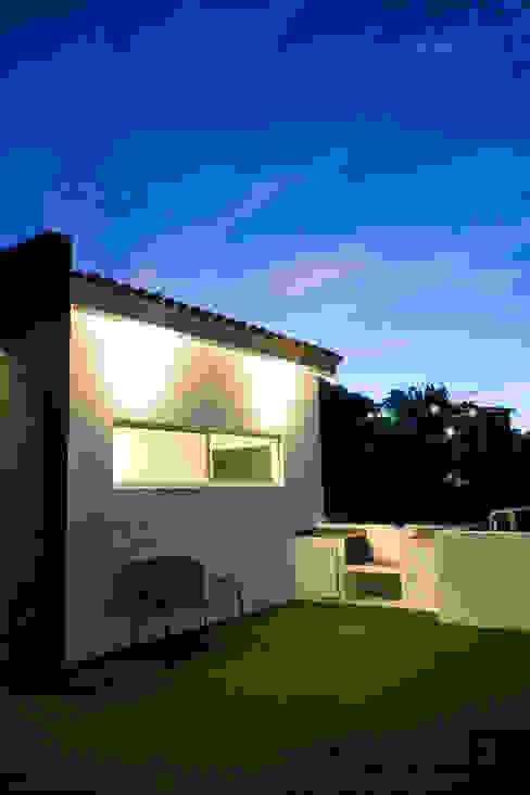 ROOF GARDEN Balcones y terrazas modernos de Excelencia en Diseño Moderno
